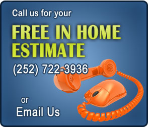 Free In-home Estimates